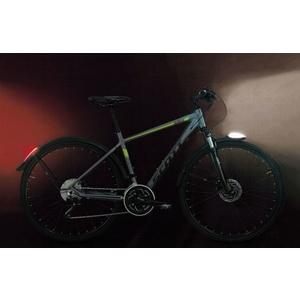 Bicycle fender Topeak DEFENDER iglow TX set, treking to 700x44C, Topeak