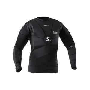 Goalie vest Salming ProTech Core LS Goalie JSY, Salming