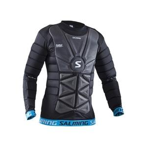 Goalie vest Salming Protech For Goalie LS JSY, Salming