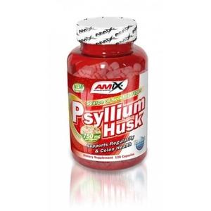 Amix Psyllium Husk 1500mg, 120 capsules, Amix