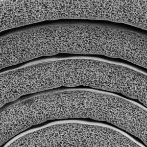 Mat to exercise Spokey SOFTMAT grey 1,5 cm, Spokey