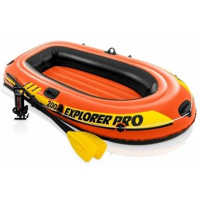 Inflatable boat Intex EXPLORER PRO 200 SET, Intex