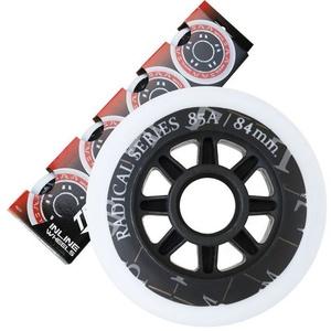 Set Wheels Tempish RADICAL 84x24 mm 85A (4 pc), Tempish