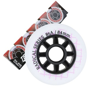Set Wheels Tempish RADICAL 84x24 mm 85A (4 pc), Tempish