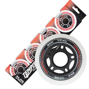 Set Wheels Tempish RADICAL 70x24 mm 85A (4 pc), Tempish