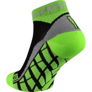 Socks ROYAL BAY® Air Low-Cut black / green 9688, ROYAL BAY®