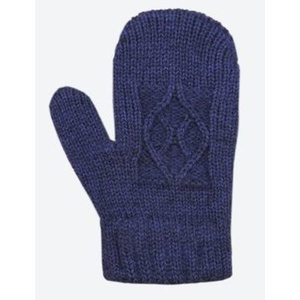 Children knitted Merino gloves Kama RB202 108, Kama
