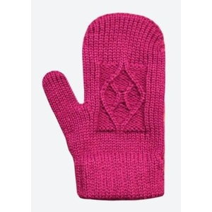 Children knitted Merino gloves Kama RB202 114, Kama