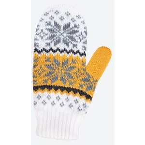 Children knitted Merino gloves Kama RB204 100, Kama