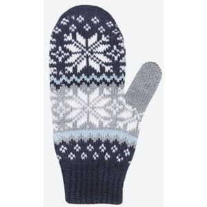 Children knitted Merino gloves Kama RB204 108, Kama