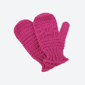 Children knitted Merino gloves Kama RB206 114, Kama