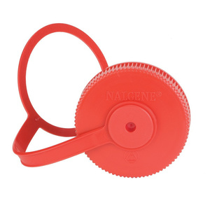 Spare cap NALGENE Wide-Mouth 63mm red, Nalgene
