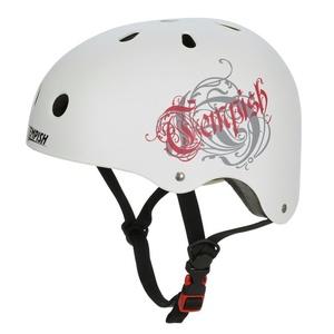 Helmet Tempish Skillet White, Tempish