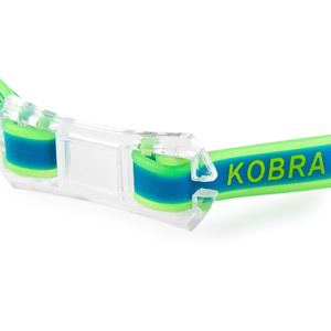 Swimming glasses Spokey KOBRA blue-yellow, Spokey