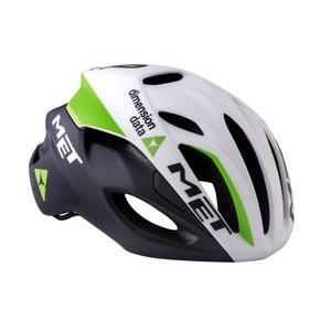 Helmet MET Rivale Dimension Data Team white, Met