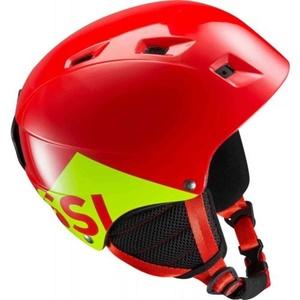 Ski helmet Rossignol Comp J red RKGH508, Rossignol