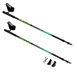 Hole Nordic Walking Spokey ZIGZAG II blue-green, Spokey