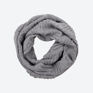 Knitted headover Kama S20 109 light grey, Kama