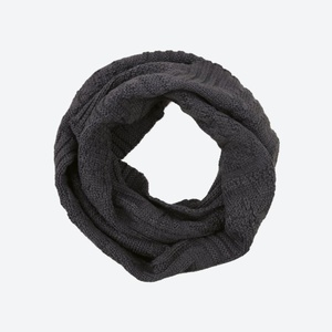 Knitted headover Kama S20 111 dark grey, Kama