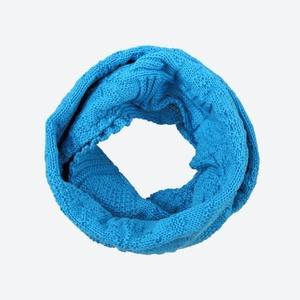 Knitted headover Kama S20 115 turquoise, Kama