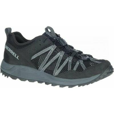 Men's outdoor boots Merrel l Wildwood Aerosport black, Merrel