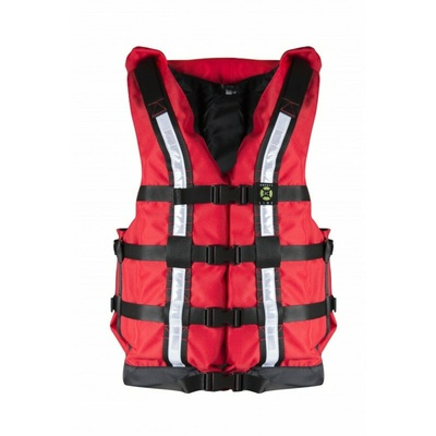 Life jacket Hiko SAFETY RENT PFD red