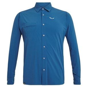 Shirts Salewa MINICHECK DRY M L/S SHIRT 26967-8960, Salewa