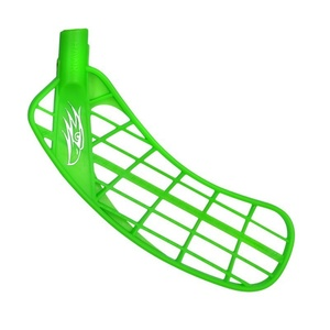 blade SALMING Hawk Bio Power Green, Salming