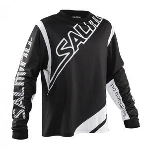 Goalkeeper jersey Salming Phoenix Goalie JSY JUNIOR Black / White, Salming