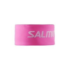 Headband SALMING Run Thermal Headband Pink, Salming