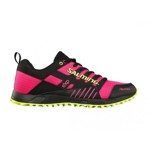 Shoes Salming Trail T4 Women Black / PinkGlo, Salming