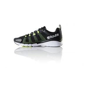 Shoes Salming enroute Men Black, Salming