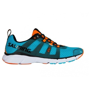 Shoes Salming enroute Men Blue Atoll, Salming