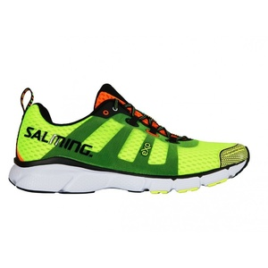 Shoes Salming enroute Men Safety Yellow, Salming