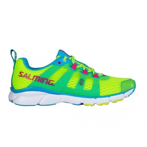 Shoes Salming enroute Women Yellow, Salming