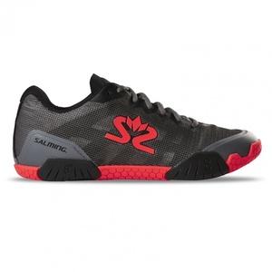 Shoes Salming Hawk Shoe Men GunMetal / Ed, Salming