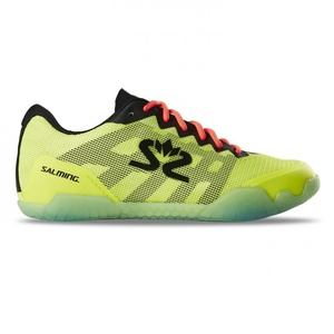 Shoes Salming Hawk Shoe Men Neon Yellow, Salming
