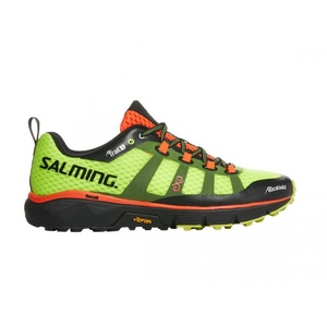 Shoes Salming Trail 5 Men Safety Yellow, Salming
