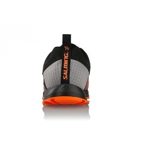 Shoes Salming Trail T4 Men Black / DarkGrey, Salming
