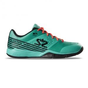 Shoes Salming Viper 5 Shoe Men Turquoise / Black, Salming
