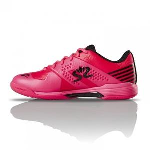 Shoes Salming Viper 5 Shoe Women Pink / Black, Salming