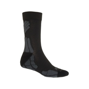 Socks Sensor Hiking New Merino Wool black / gray 15200052