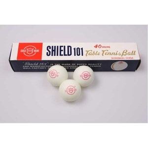Balls to table tennis SHIELD 6ks, Shield