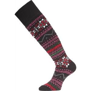 Ski socks Lasting SKW 903 black, Lasting