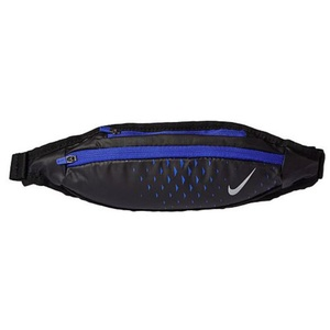 Waistbag Nike Small Capacity Waistpack Black / Paramount Blue / Silver, Nike