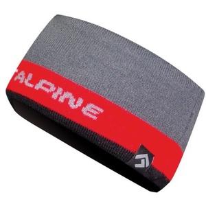 Headwear Direct Alpine SNAKE gray / red, Direct Alpine
