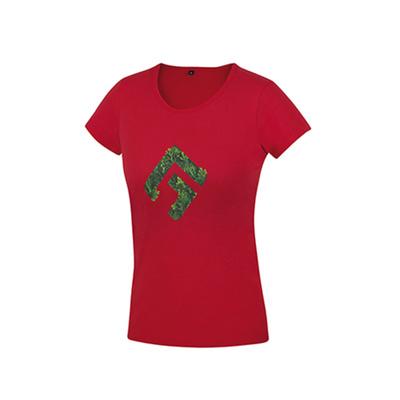 T-Shirt Direct Alpine Taknora Lady brick (brand), Direct Alpine