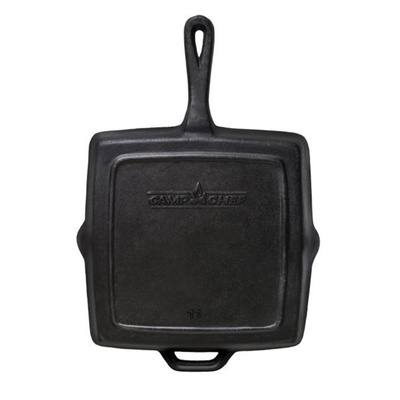 Cast-iron grill pan Camp Chef 28x28 cm, Camp Chef