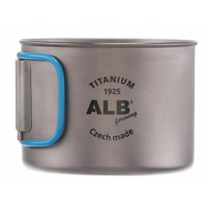 Mug Alb Titan Pro 0,75L 0667, ALB