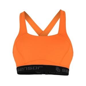 Women bra Sensor STELLA COMPRESS orange 17200062, Sensor